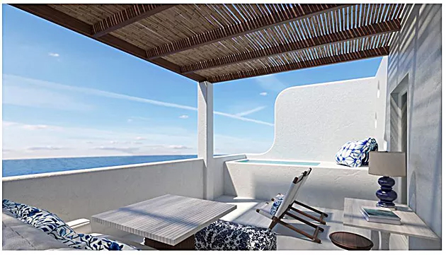 Greek Luxury: Katikies Mykonos to Open This June